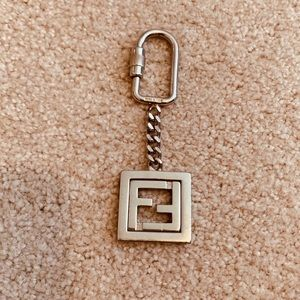 Authentic Fendi Vintage Keychain